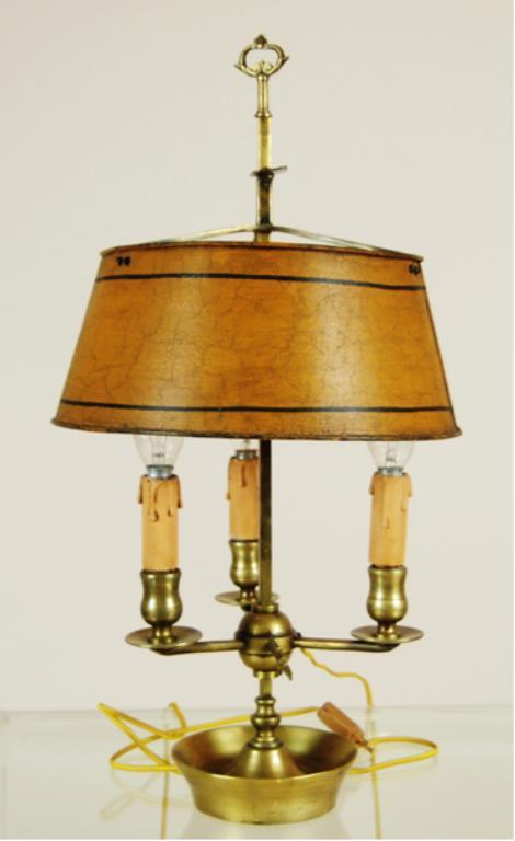 Nr.172 Bouillotte Lampe