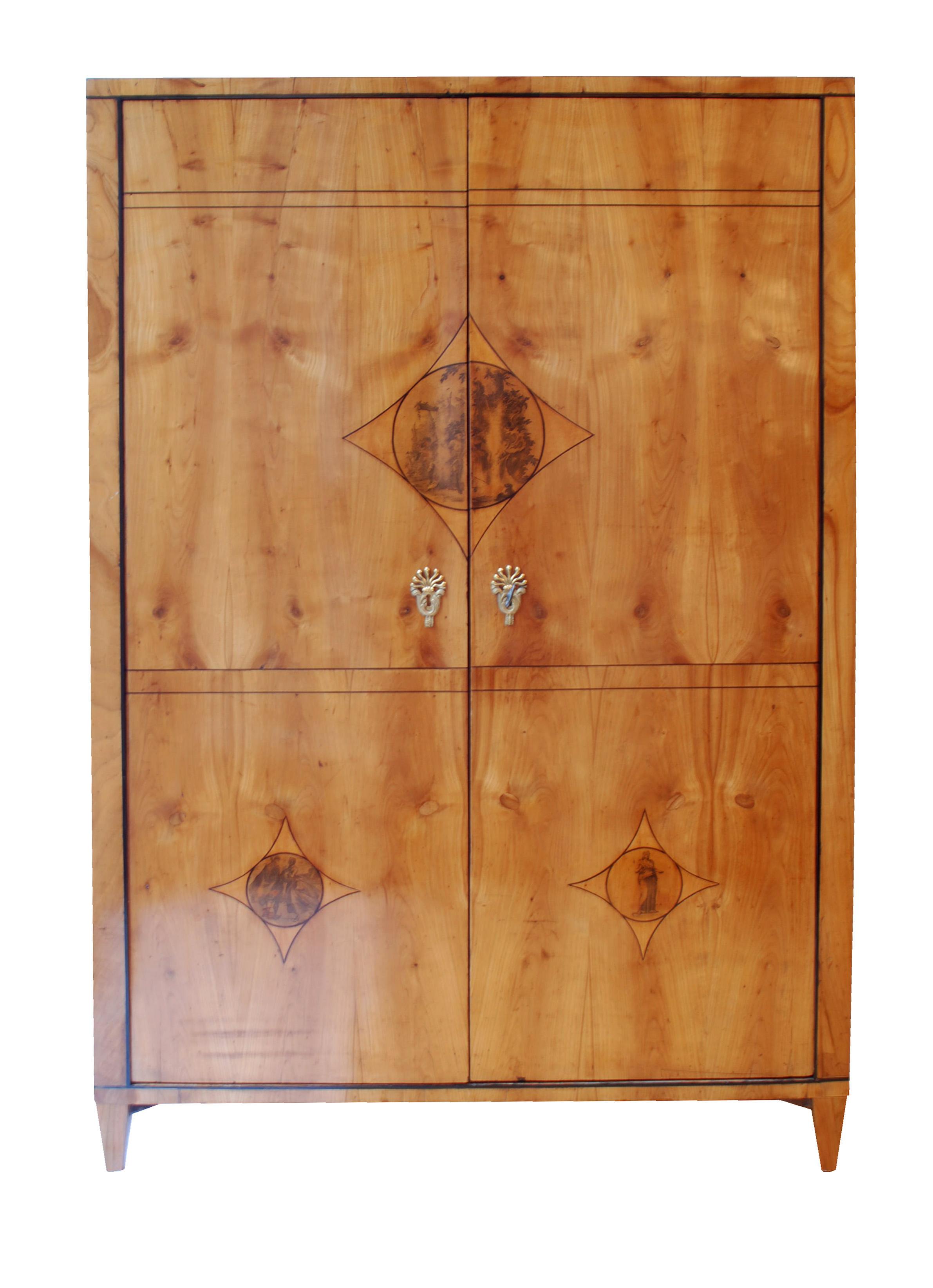 regine schmitz avila die biedermeierspezialistin in wiesbaden kirschbaumschraenke. Black Bedroom Furniture Sets. Home Design Ideas